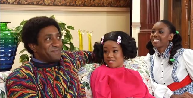"""Puddin My Dick Where it Don't Belong"" Bill Cosby Parody"